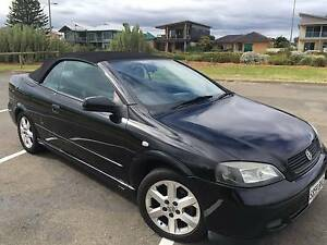 2001 Holden Astra Convertible Low KMS (144,184) 3 Month Rego!!! Port Noarlunga South Morphett Vale Area Preview