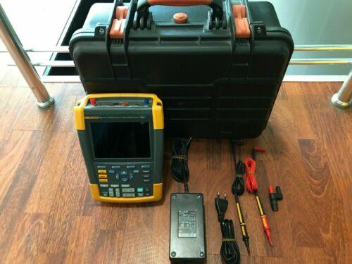 FLUKE 435 II Power Quality and Energy Analyzer Tester