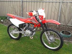 Honda CRF 230f Greenwith Tea Tree Gully Area Preview