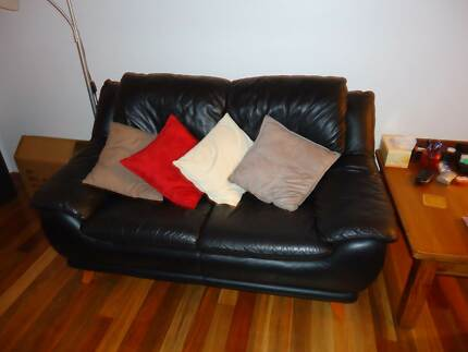 Leather sofa's Kewdale Belmont Area Preview
