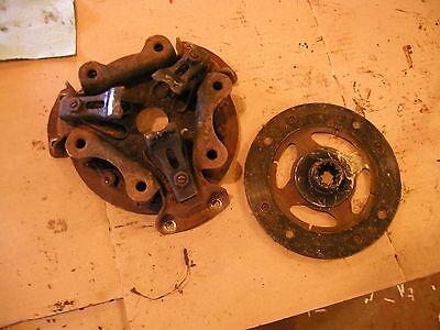 Farmall Cub Tractor Original Ih Ihc Clutch And Pressure Plate