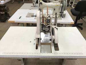 Industrial Sewing Machines – Strap cutting Machine (Hot & Cold) Brunswick Moreland Area Preview