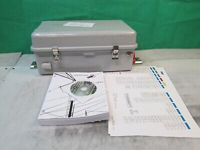 Beckwith M-6283a Three Phase Digital Capacitor Bank Control New Free Shipping