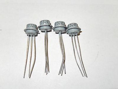 1t321e Gt321e Russian Pnp Germanium Transistors Nos.lot Of 25.