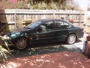 2001 Ford Fairmont Sedan Ormond Glen Eira Area Preview