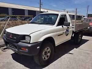Wrecking 2001 #Mitsubishi #Triton MK Single Cab Tray #Ute Man RWD Port Adelaide Port Adelaide Area Preview