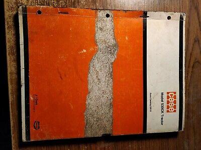 Case 430ck530ck Tractor Parts Manual Catalog D910