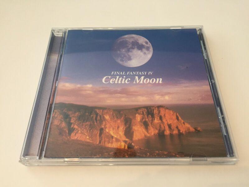 Final Fantasy IV 4 Celtic Moon Original Soundtrack Amazing Shape!