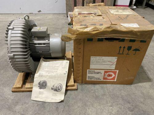 Siemens ELMO-G 2BH1 600-1AC11 Vacuum Pumps ELMO-G-System NEW OLD STOCK