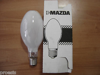 MAZDA Macs Lamp 400W E40 Sap Steam Mop - Sodium High Pressure NAVE400 SONE400