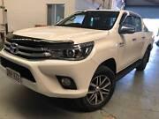 2015 Toyota Hilux SR5 4X4 Diesel Turbo DualCab Ute Eagle Farm Brisbane North East Preview