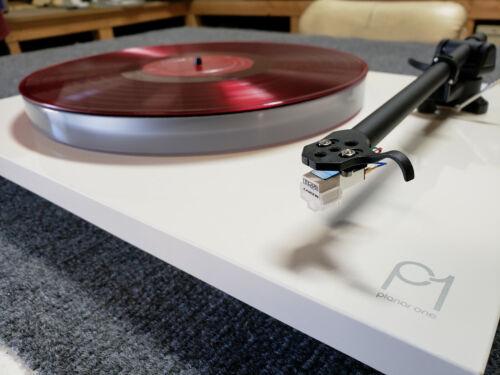 Rega Platter 22mm Acrylic - Planar 1+3 | RP1 RP3 | P1 P2 P3 P3-24