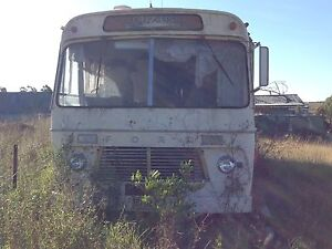 1970 Ford camper bus Camberwell Singleton Area Preview