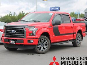 2016 Ford F-150 XLT SPORT | CREW | 4X4 | ECOBOOST | HEATED SEATS
