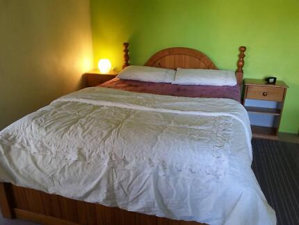AN ON SUITE MASTER BEDROOM FOR RENT