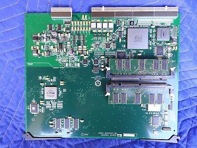 Siemens Sonoline Antares Ultrasound 10035801 Video Interface Board