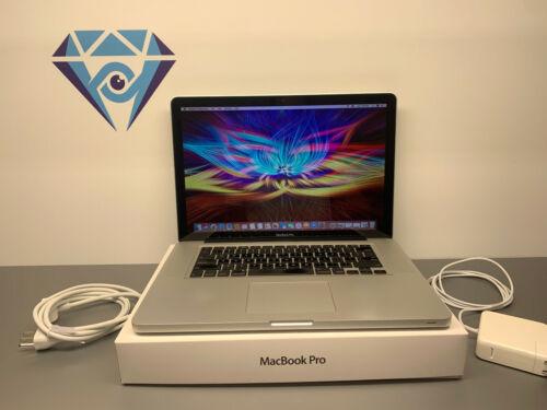 MacBook Pro 15 inch Pre-Retina Apple Laptop / 2.5GHZ /| 500GB / OS2017