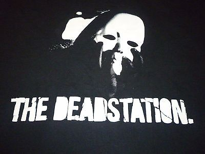 The Deadstation Ultra Rare Shirt ( Used Size XL ) Nice Condition!!!