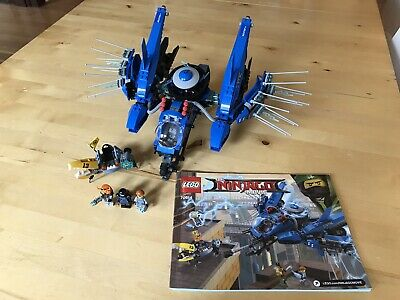LEGO The LEGO Ninjago Movie Lightning Jet 2017 (70614)