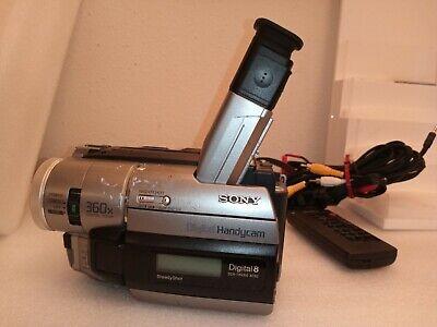 Preown!!!  SONY  Digital Handycam Model N°DCR-TRV310 Video Camera Recorder 8/99