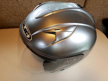 HJC Open face helmet