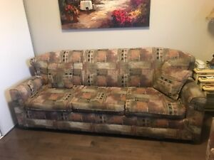 Sofa bed and chairFREE