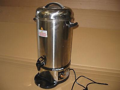 Thermoport Thermobox Thermobehälter Warmhaltebehälter  Getränketherme 20 LITER