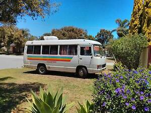 1985 Toyota Coaster bus. Camper / Food Van converted Armadale Armadale Area Preview