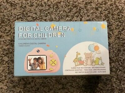 "Kids Digital & Video Camera, 1080P FHD Kids Shockproof 2"" IPS Screen + 32GB SD  for sale  Shipping to India"