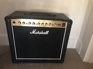 Marshall DSL 15C 2 Channel tube amp with footswitch