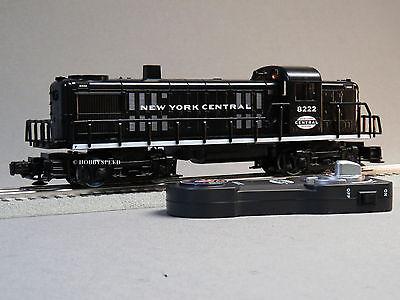 LIONEL NYC RS-3 LIONCHIEF REMOTE CONTROL DIESEL ENGINE o gauge train 6-82984 E