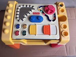 Toddler Toy table which has storage or sandpit Werrington Penrith Area Preview