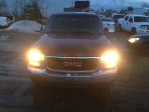 2000 gmc 1500 for parts
