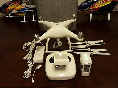 DJI Phantom 4 Drone slightly used