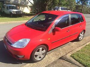 2004 Ford Fiesta Hatchback Gia   low kms Margate Redcliffe Area Preview