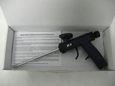 Touch N Seal Metal Barrel Sharpshooter D Adjustable Output Pu Foam Gun Dispenser