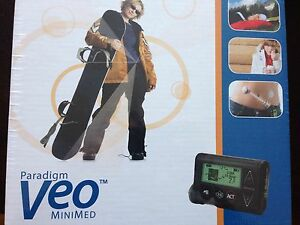 Medtronic Veo mini-med insulin pump