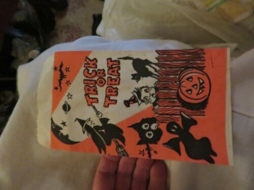 Halloween treat bag, Jemco