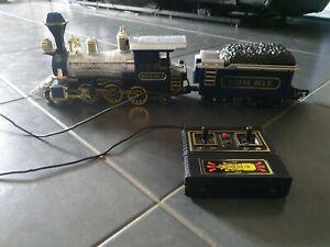 Great western royal blue remote control train 1981