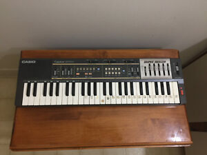 CASIO MT-100 Portable Keyboard - Fully Tested