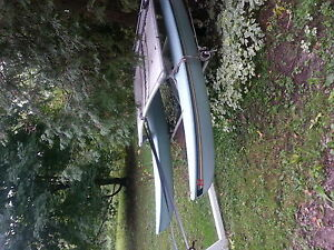 16ft hobie cat with road worthy trailer