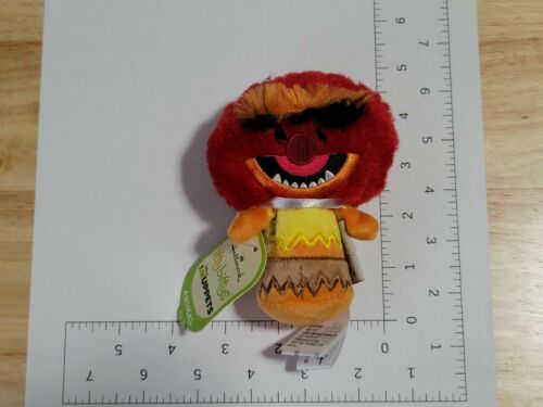 2015 Hallmark Itty Bittys Disney The Muppets Animal Plush NWT New with Tags