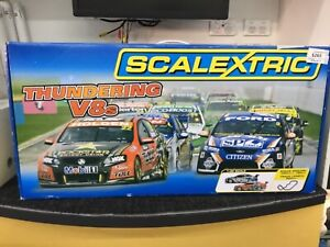 Scalextrix Thundering V8's Set Gawler Gawler Area Preview