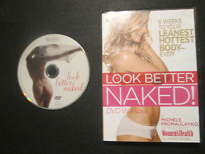 Look Better Naked DVD Workout