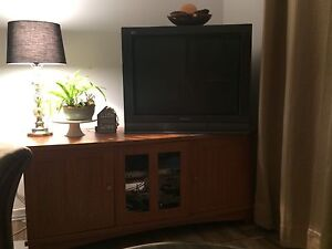 A solid Tv unit