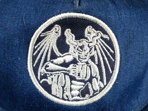 ~ Stone Brewing Company ~ Patch ~ Blue ~ Snap-back  ~ Hat / Cap ~