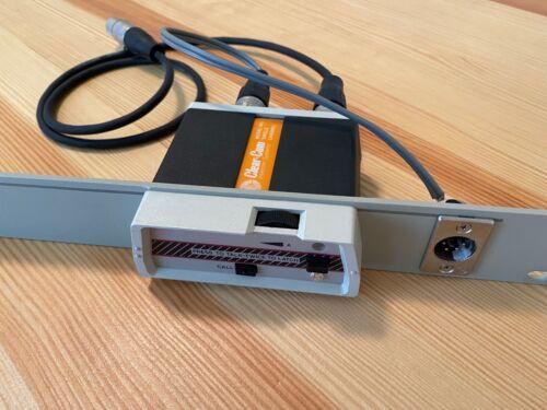 Clear-Com Model 501 Single Channel Intercom System 1U Rack Mount