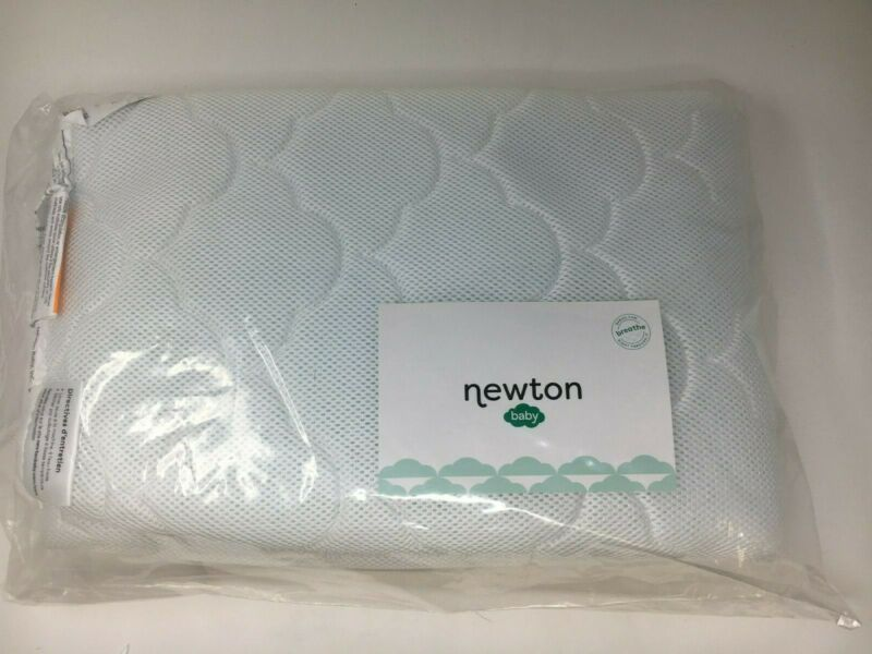 """Open Box - Never Used"" - Newton Baby Waterproof Crib Mattress Pad Protector"