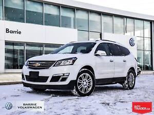2015 Chevrolet Traverse LT 1LT/7 Seater/AWD/Bluetooth/Backup Cam