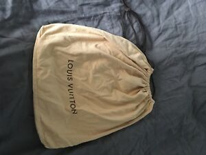 Louis Vuitton Drawstring Bag